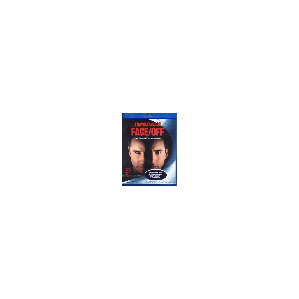 Face/Off (Blu Ray)