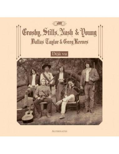 Crosby, Stills, Nash & Young - Deja...