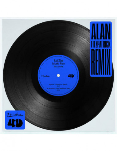 Shannon - Let The Music Play (Alan...
