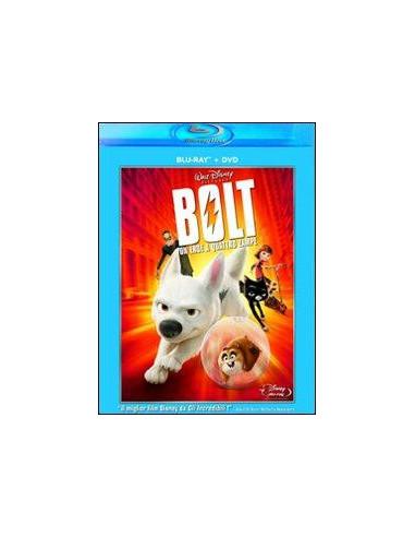 Bolt - Un Eroe A Quattro Zampe (Blu...