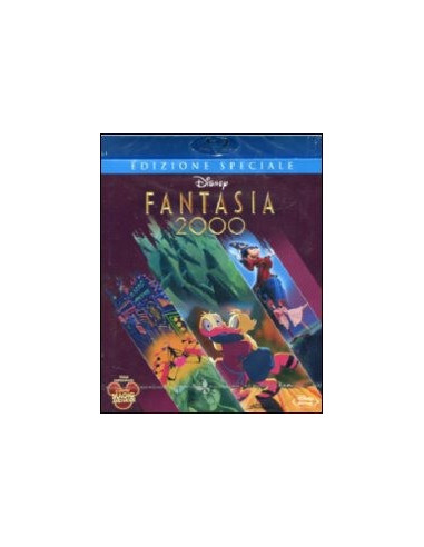 Fantasia 2000 (Blu Ray)