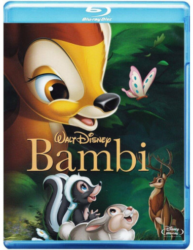 Bambi E.S. (Blu Ray)