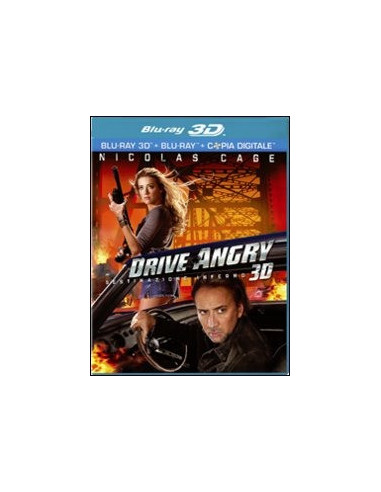 Drive Angry (Blu Ray 3D + 2D)