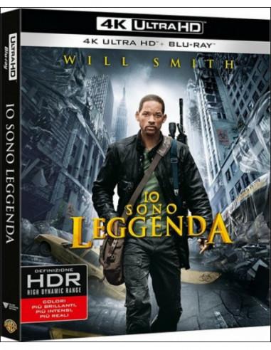 Io Sono Leggenda (4K Ultra HD + Blu Ray)