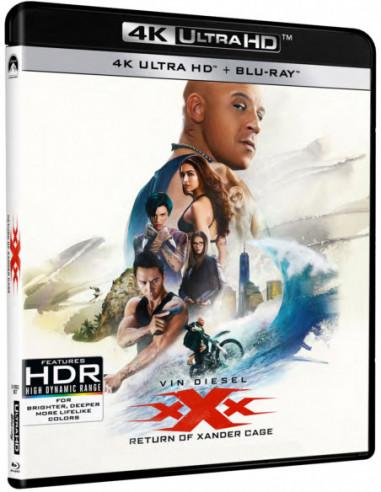 XXX - Il Ritorno Di Xander Cage (4K...