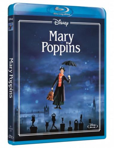 Mary Poppins (New Ed) (Blu Ray)