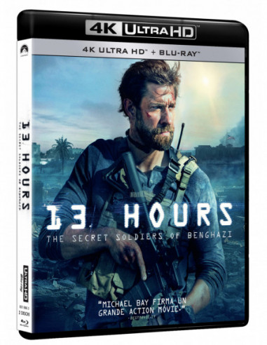13 Hours - The Secret Soldiers Of...