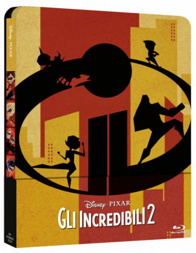 Gli Incredibili 2 (Blu Ray + Bonus...