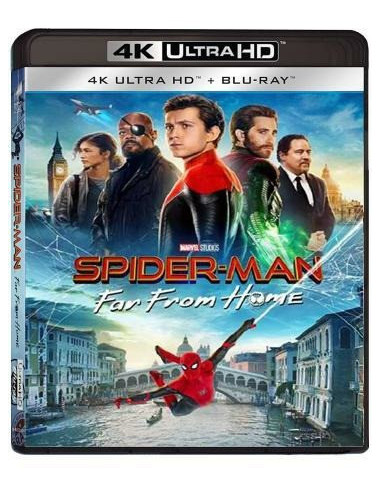 Spider-Man - Far From Home (4K Ultra...