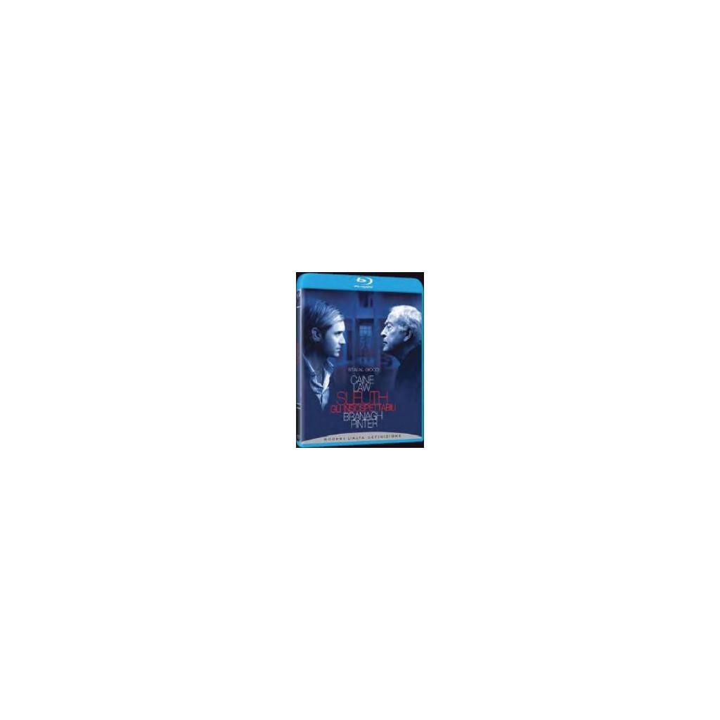 Sleuth - Gli Insospettabili (Blu Ray)