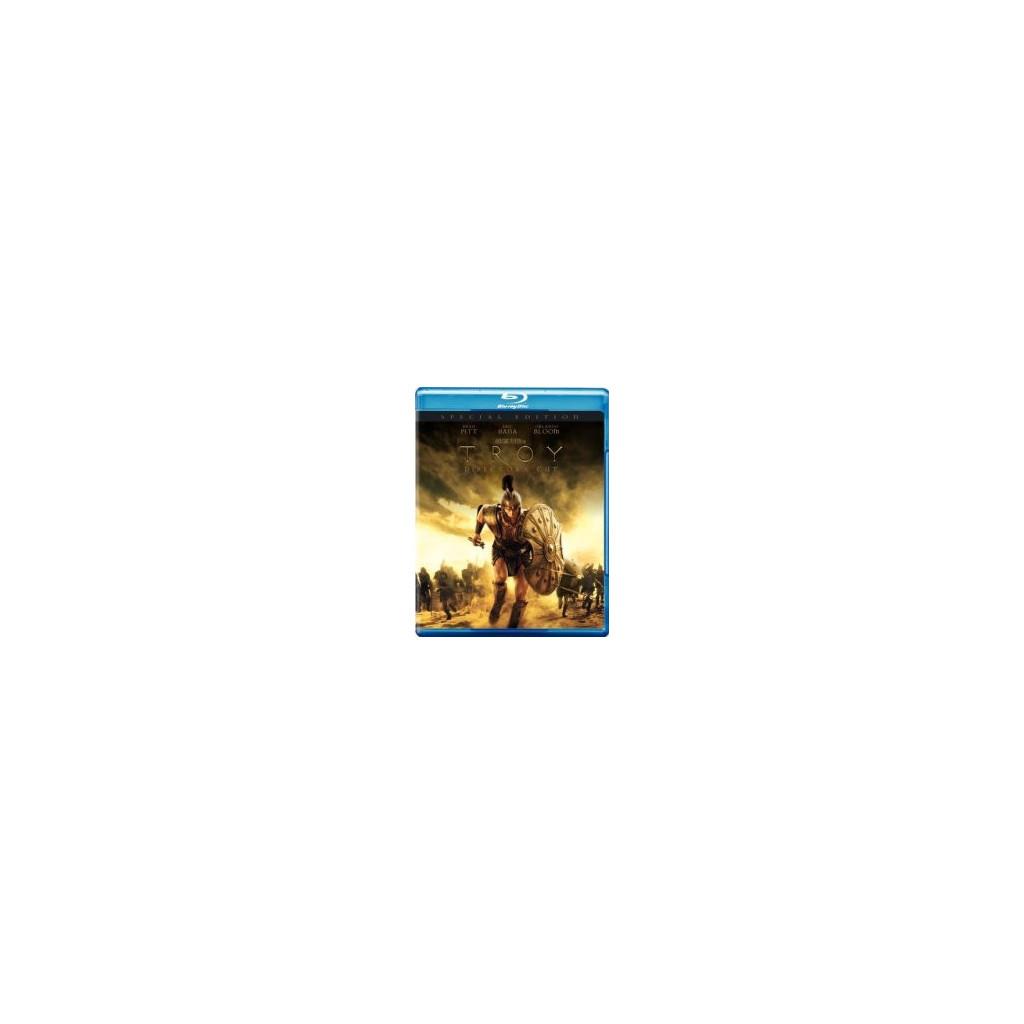 Troy Director's Cut (Blu Ray)