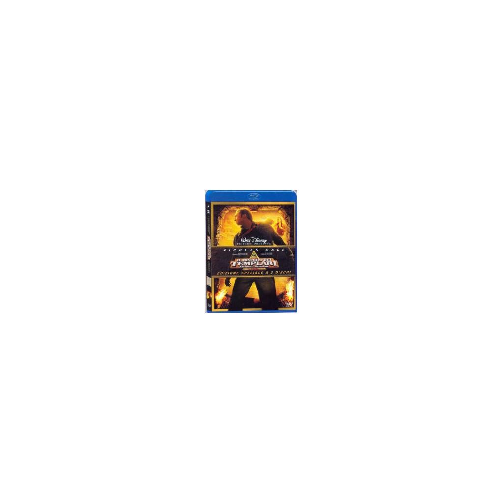 Il Mistero Dei Templari (Blu Ray) E.S.