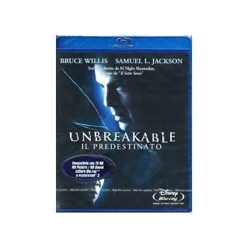 Unbreakable (Blu Ray)