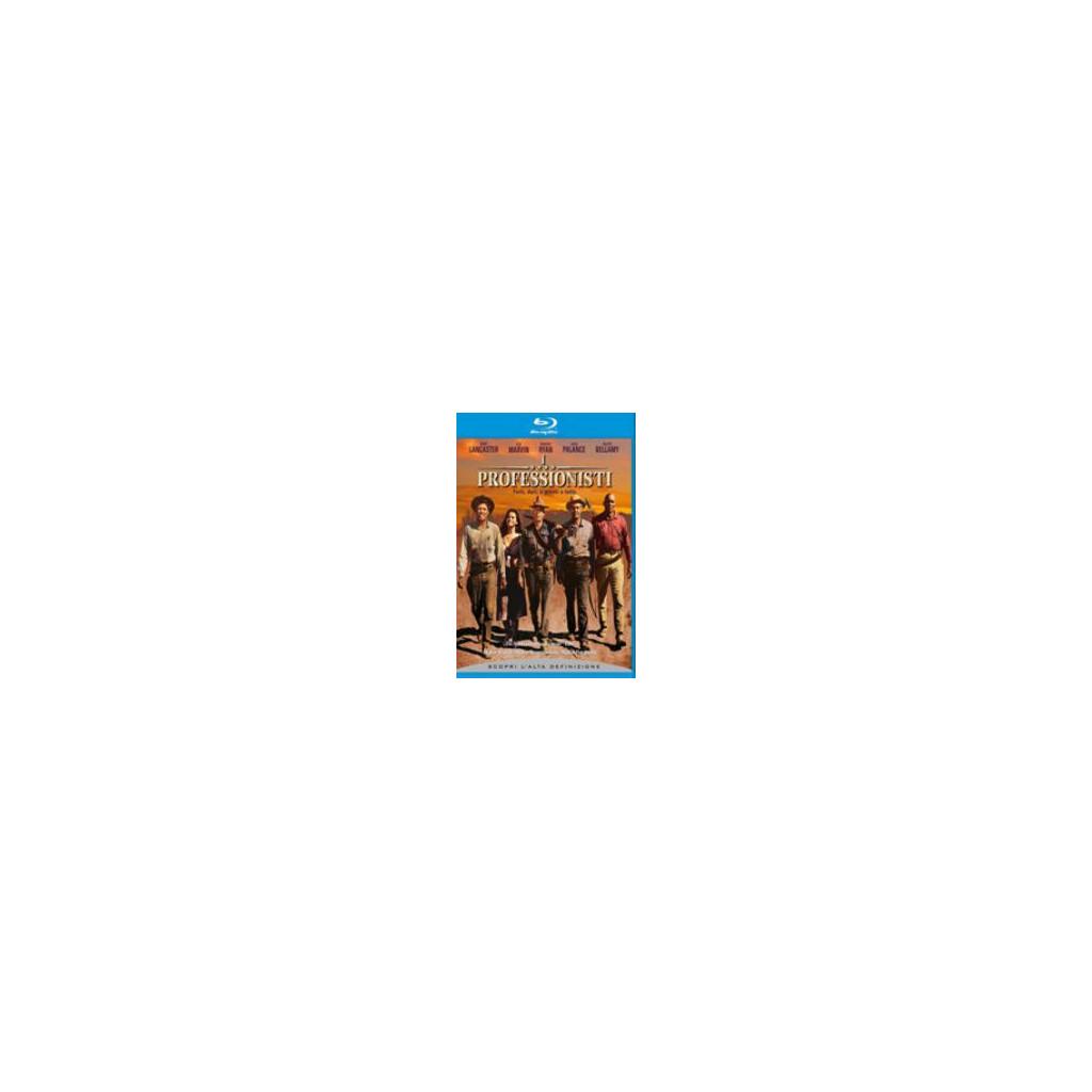 I Professionisti (Blu Ray)